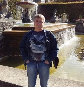 Игорь Вьюков - квадрат