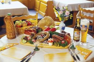 Rustik lunch