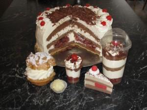 Шварцвальдовский вишневый торт